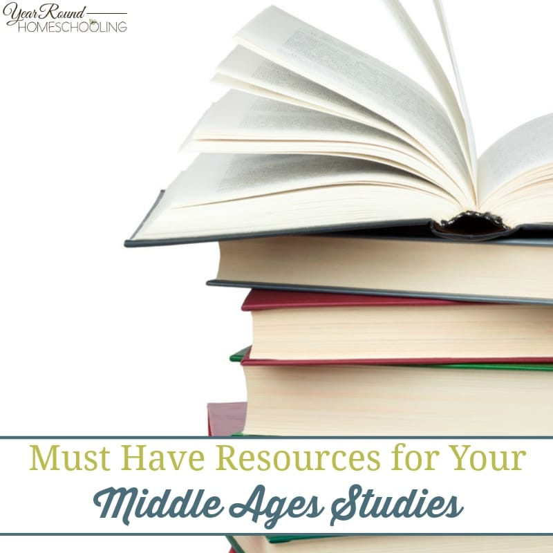Must Have Resources for Your Middle Ages Studies