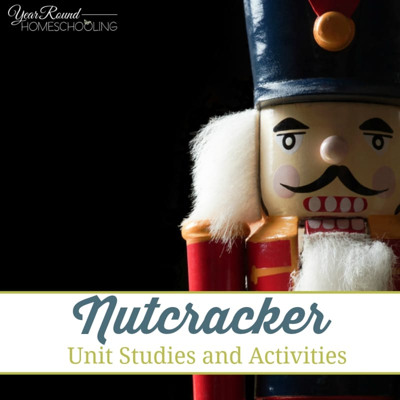 Nutcracker Unit Study