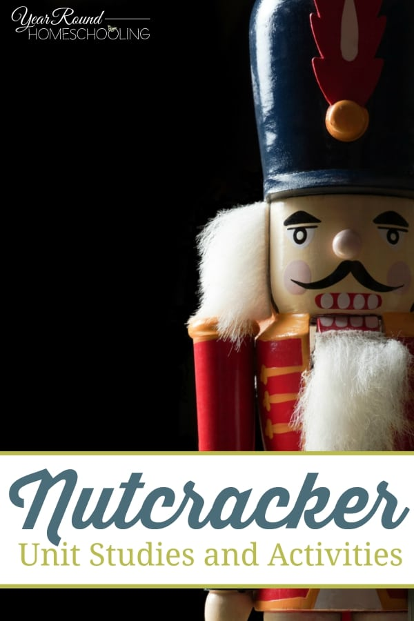 """Experience """"The Nutcracker"""" in a whole new way this year with these tips, Unit Studies and Activities. Includes a {FREE} Printable too! :: www.yearroundhomeschooling.com"""