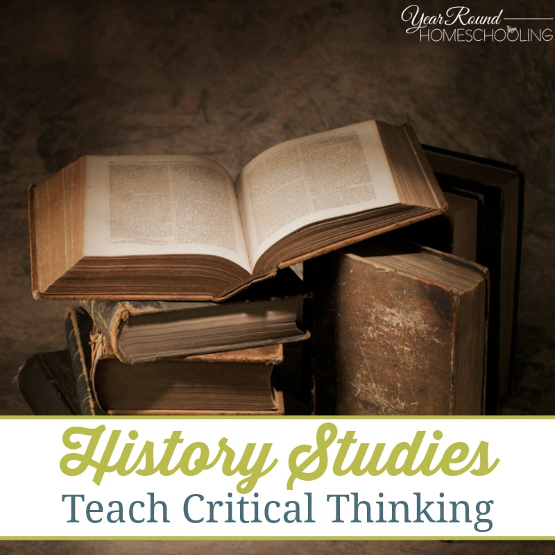 History Studies Teach Critical Thinking