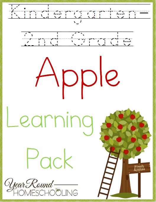Free Apple Learning Pack (K-2)