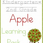 Free Apple Learning Pack (K-2)