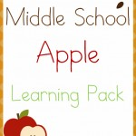 Free Middle School Apple Learning Pack