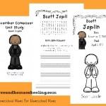 november composer study collage