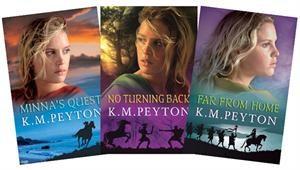 Roman Pony Trilogy Collection