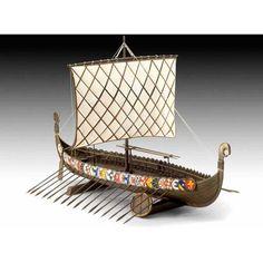 Revell 1:50 Scale Viking Ship Model Kit