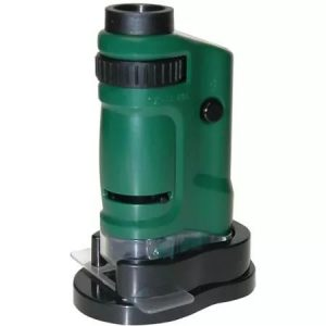 Carson MM-24 Microbrite 20x-40x Zoom Pocket Microscope with Built-In LED