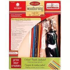 Deluxe Woodburning Kit