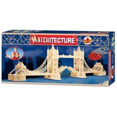 Matchitecture Tower Bridge of London Building Kit
