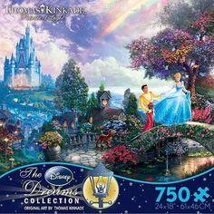 Disney Dreams Cinderella Puzzle