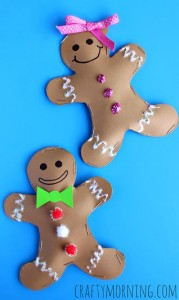 Gingerbread Crafts For Kids Year Round Homeschooling