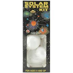 floracraft solar system kit - 236×236