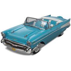 '57 Chevy Convertible Plastic Model Kit