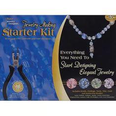 Darice Jewelry Making Starter Kit