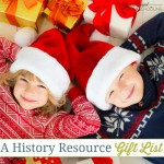 A History Resource Gift List