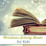 Christmas Activity Books for Kids
