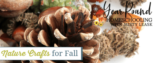 nature crafts for fall, fall nature crafts, fall crafts, nature crafts