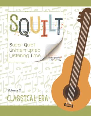 SQUILT+Classical+Era