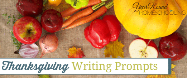 thanksgiving writing prompts, writing prompts for thanksgiving, thanksgiving writing