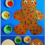 Sequin Gingerbread