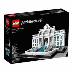 LEGO Architecture Trevi Fountain