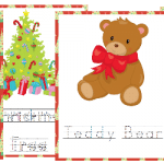 Christmas Penmanship Pack (PreK-Middle School)