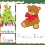 Christmas Penmanship Pack (PreK-Middle School)