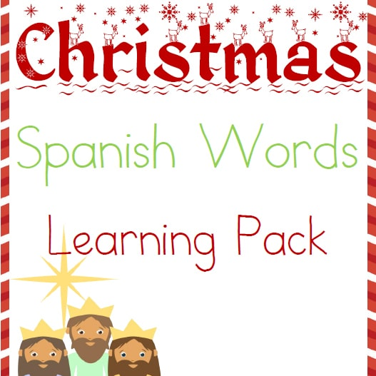 Spanish Christmas Words