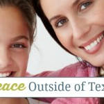 Finding Peace Outside of Textbooks