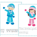 Snow Fun Penmanship Pack (PreK-Middle School)