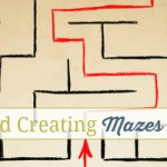 Studying and Creating Mazes in Art