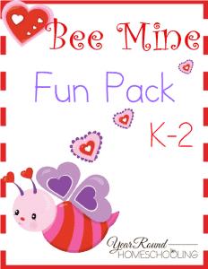 Free Bee Mine Fun Pack (K-2)