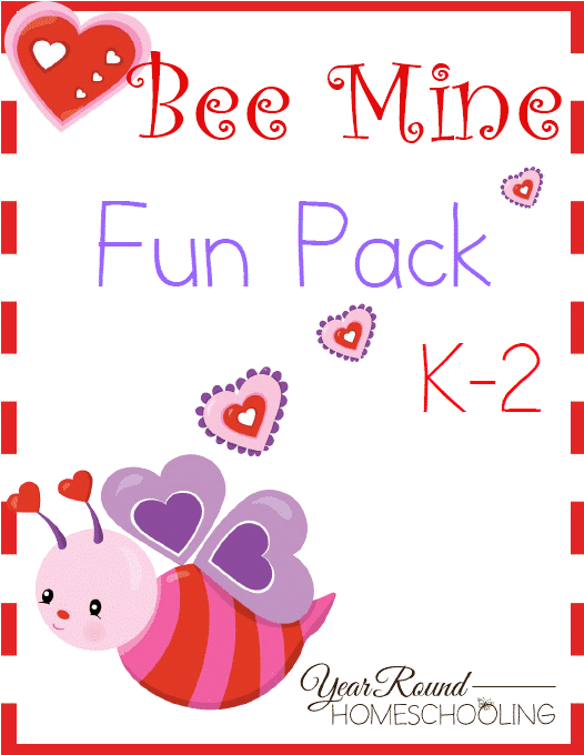 Bee Mine Fun Pack K-2