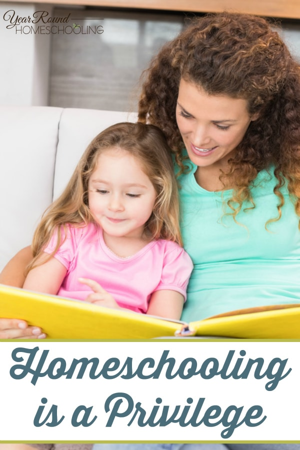 homeschool, homeschooling, privilege