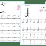 Free Polar Bear PreK Handwriting Pack