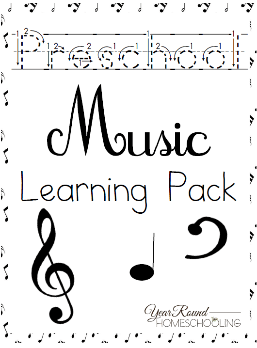 Free Preschool Music Learning Pack