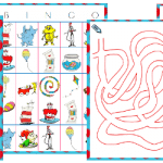 Free Dr. Seuss K-2 Fun Pack