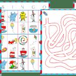 Free Dr. Seuss K-2 Fun Pack