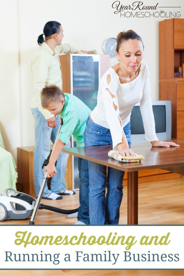 homeschooling, family business, homeschool