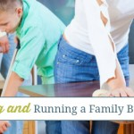Homeschooling and Running a Family Business