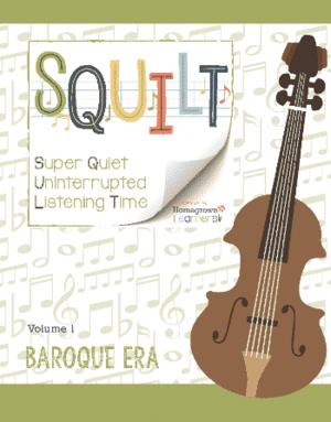 SQUILT+Baroque+Era