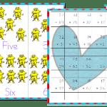 Free Dr. Seuss Math Pack (PreK-Middle School)