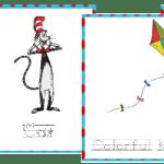 Free Dr. Seuss Penmanship Pack (PreK – Middle School)