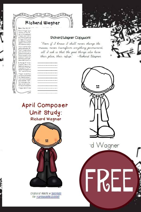 FREE Composer Unit Study: Scott Joplin | Ultimate ...