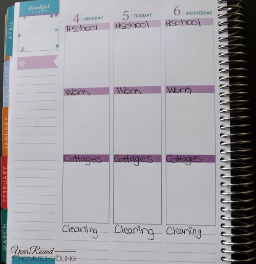 erin condren, life planner, planner, homeschool, life, family business, homeschooling
