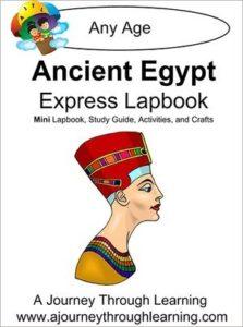 Ancient Egypt Express Lapbook