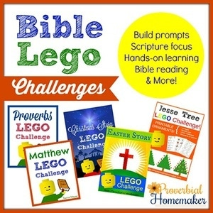 Bible Lego Challenges