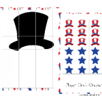 Free Patriotic 3rd- 5th Fun Pack