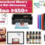 Homeschool Mom's Tool Kit Giveaway – Value $450+