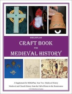 Craft Book for Medieval History